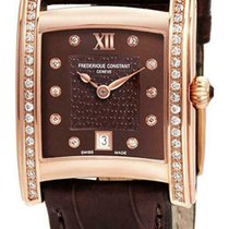 Frederique Constant Classics Delight Rose gold 28mm Roman numerals United States of America, New York, Monsey