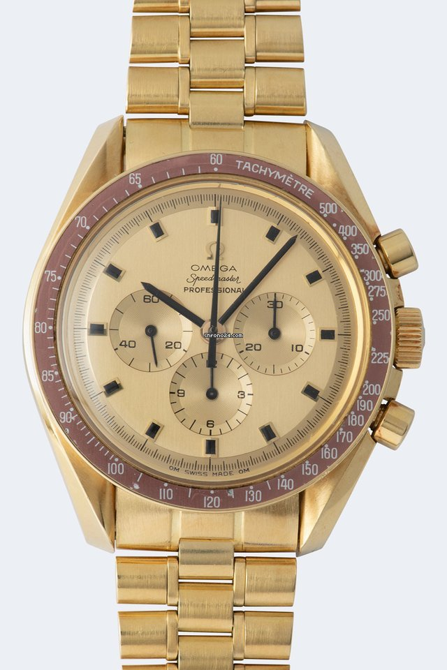 Omega Speedmaster Professional Moonwatch 145.022 1969 usato