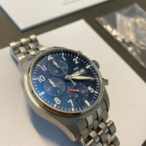 IWC Pilot Chronograph new 2021 Automatic Watch with original box and original papers IW388102