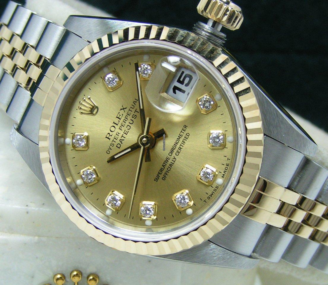 Rolex Lady-Datejust 79173 2003 new
