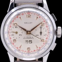 Gallet Steel Automatic Venus Cal. 211 pre-owned United States of America, California, Los Angeles