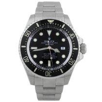 Rolex Sea-Dweller Deepsea Steel 44mm Black No numerals United States of America, California, Fullerton