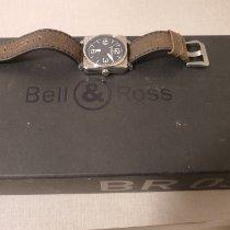 Bell & Ross BR 03-92 Steel BR0392-BLC-ST Muito bom Aço Automático Brasil, Vila Olímpia