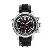 Jaeger-LeCoultre Master Compressor Extreme World Chronograph Titanium 46.3mm Black No numerals United States of America, Pennsylvania, Bala Cynwyd