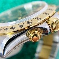 Rolex Daytona Gold/Steel 40mm Black No numerals United States of America, California, Pasadena