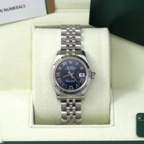 Rolex Lady-Datejust Steel 26mm Blue United States of America, California, Los Angeles