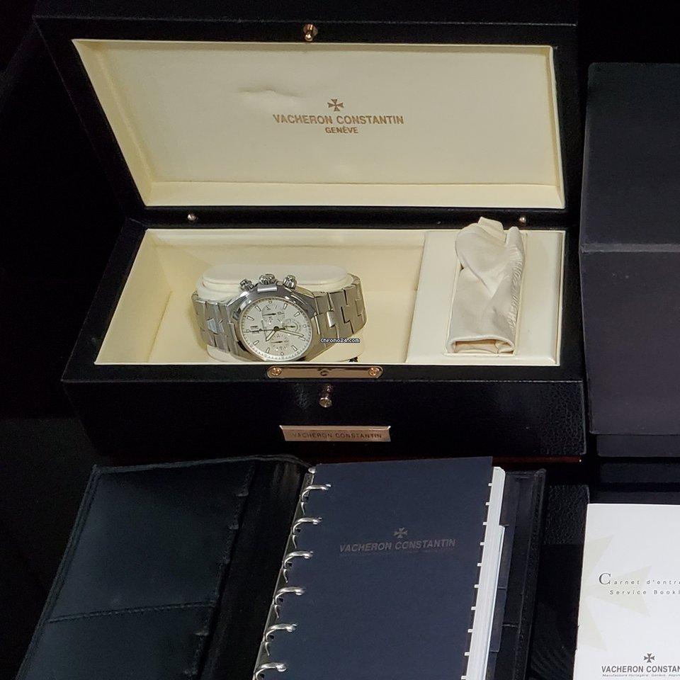 Vacheron Constantin Overseas Chronograph 49150/B01A-9095 pre-owned