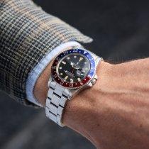 Rolex Stahl 40mm Automatik 16750 gebraucht Schweiz, Zermatt
