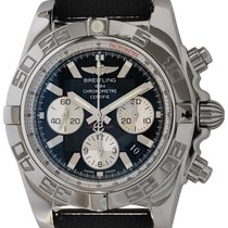 Breitling Chronomat 44 new 2021 Automatic Chronograph Watch with original box and original papers AB011012/B967