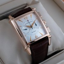 Girard Perregaux Vintage 1945 Rose gold 30mm Silver United States of America, New Jersey, Englewood