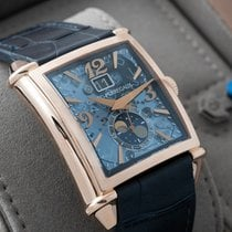 Girard Perregaux Vintage 1945 Rose gold 36.1mm Transparent United States of America, New Jersey, Englewood
