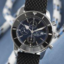 Breitling Superocean Heritage II Chronographe Steel 46mm Black