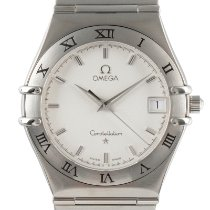 Omega Constellation Steel 33.5mm Silver