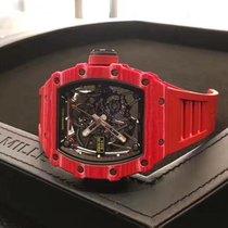 Richard Mille RM 035 RM35-02 Nagyon jó Szén 49.94mm Automata