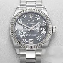 Rolex Lady-Datejust Gold/Stahl 31mm Grau Keine Ziffern Deutschland, München