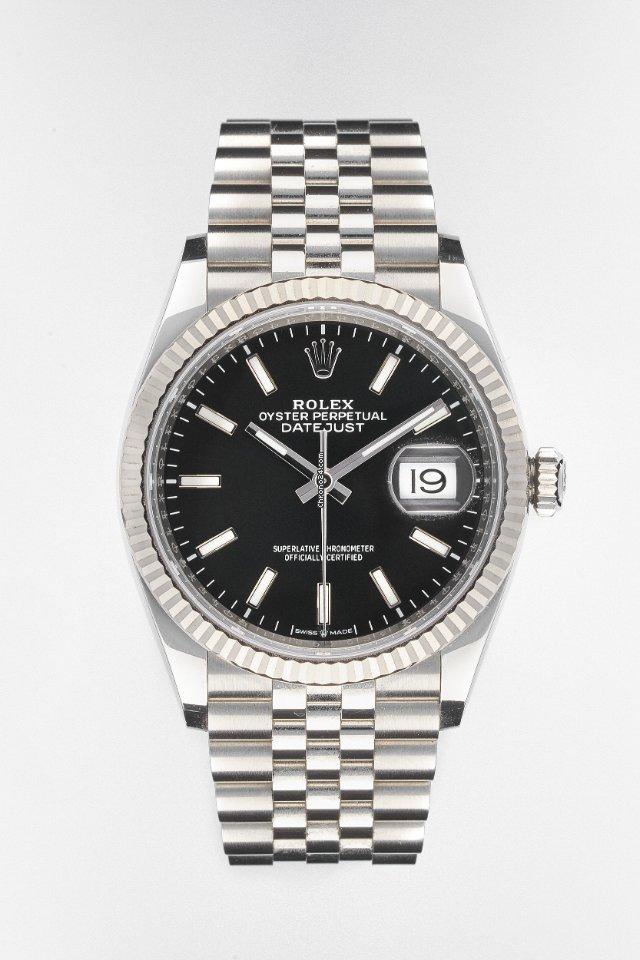 Rolex Datejust 126234 2020 подержанные