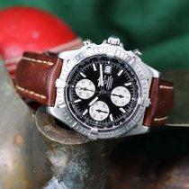 Breitling (ブライトリング) クロスウィンド レーシング ステンレス 43mm ブラック