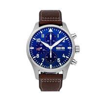 IWC Pilot Chronograph Steel 43mm Blue United States of America, Pennsylvania, Bala Cynwyd