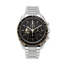 Omega Speedmaster Professional Moonwatch Steel 42mm Grey No numerals