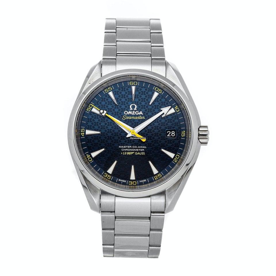 Omega Seamaster Aqua Terra 231.10.42.21.03.004 pre-owned