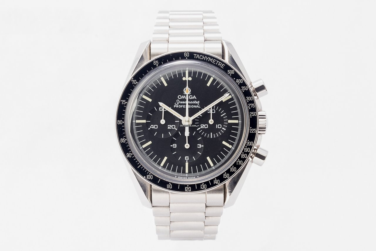 Omega Speedmaster Professional Moonwatch 145.022 1981 pre-owned