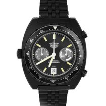 Heuer Steel 43mm Manual winding pre-owned United States of America, New York, Massapequa Park