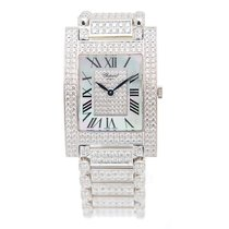 Chopard Happy Diamonds White gold 28mm Mother of pearl United States of America, New York, NY
