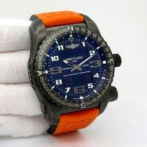 Breitling Emergency Титан Черный