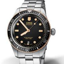 Oris Divers Sixty Five Steel 40mm Black United States of America, Michigan, RICHMOND HILL