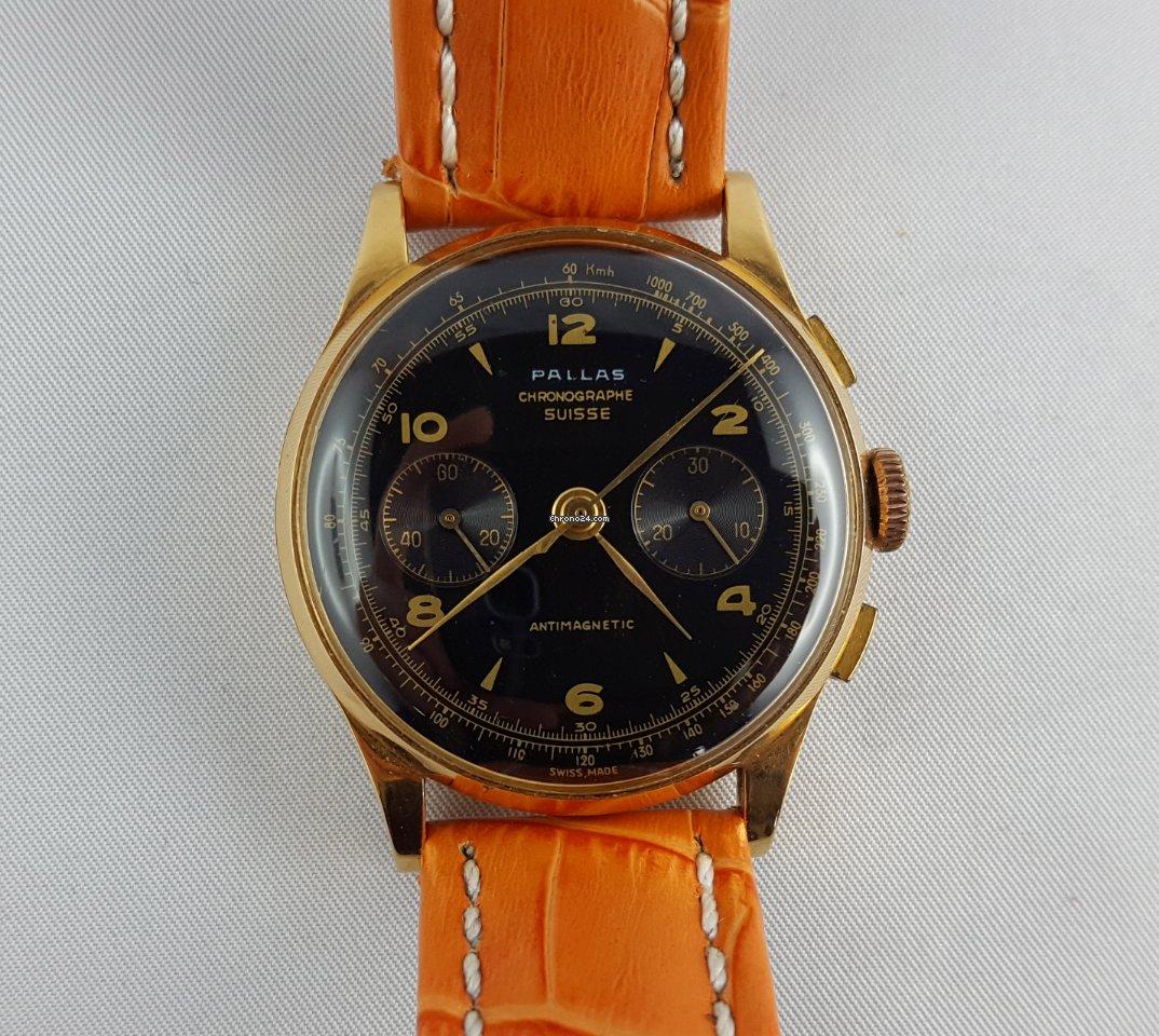 Chronographe Suisse Cie 1958 pre-owned