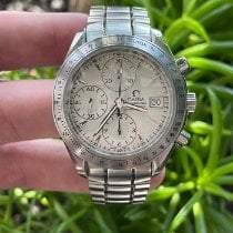Omega Speedmaster Date Steel 40mm Silver No numerals United States of America, California, Los Angeles