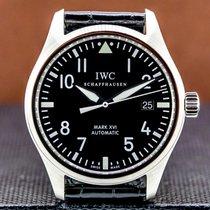 IWC Pilot Mark Steel 39mm Arabic numerals United States of America, Massachusetts, Boston