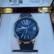 Ulysse Nardin Executive Dual Time 243-00-3/43 Very good Steel 43mm Automatic