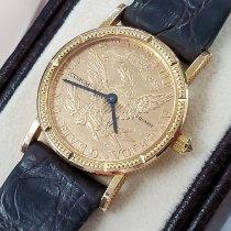 Corum Coin Watch Yellow gold Gold