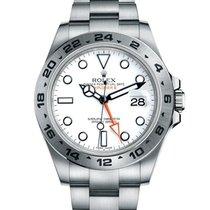 Rolex Explorer II Steel 42mm White No numerals United States of America, Pennsylvania, Philadelphia