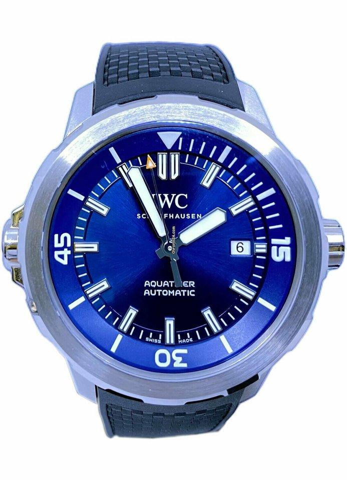 IWC Aquatimer Automatic IW329005 pre-owned