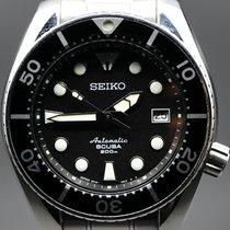 Seiko Prospex Steel 45mm Black No numerals United States of America, Florida