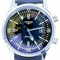 Longines Legend Diver Steel 42mm Black No numerals United States of America, Florida