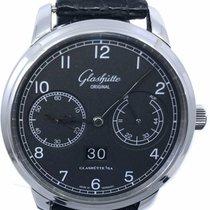 Glashütte Original Senator Observer Steel 44mm Black Arabic numerals United States of America, Florida