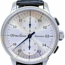 Meistersinger Steel 43mm Automatic pre-owned United States of America, Florida