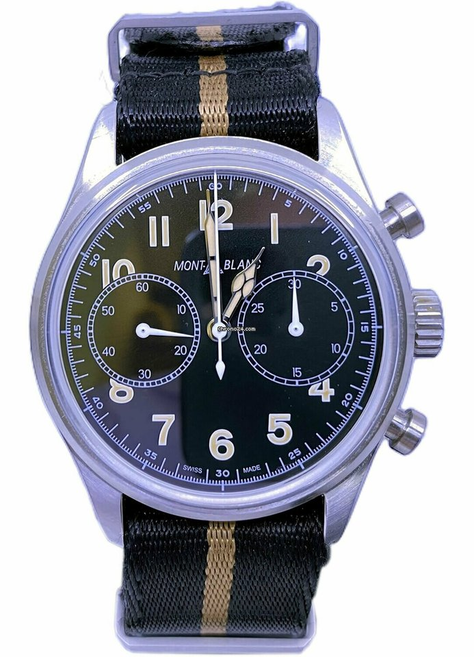 Montblanc 1858 1858 pre-owned