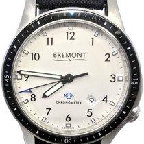 Bremont Boeing Steel 43mm White Arabic numerals United States of America, Florida