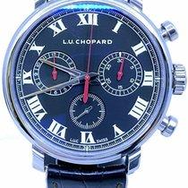 Chopard Steel Manual winding Black Roman numerals 41mm L.U.C