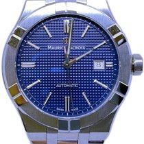 Maurice Lacroix AIKON Steel 42mm Blue No numerals United States of America, Florida