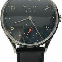 NOMOS Minimatik Steel 35.5mm Blue No numerals United States of America, Florida