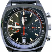 TAG Heuer Monza Titanium 42mm Black No numerals United States of America, Florida