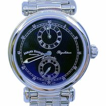 Armand Nicolet Steel 40mm Automatic 9427A-NR-M9430 pre-owned United States of America, Florida