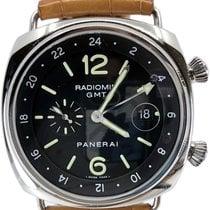 Panerai Radiomir GMT Steel 42mm Black No numerals United States of America, Florida