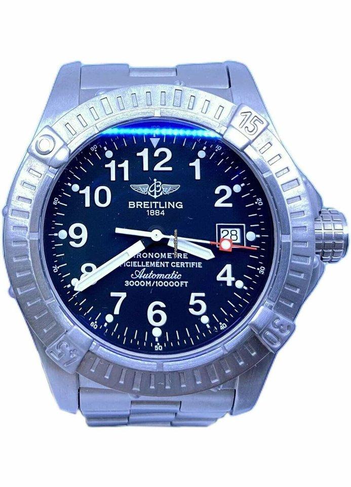 Breitling Avenger Seawolf E17370 pre-owned