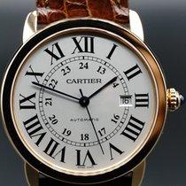 Cartier Ronde Solo de Cartier Rose gold 42mm White Roman numerals United States of America, Florida, Naples